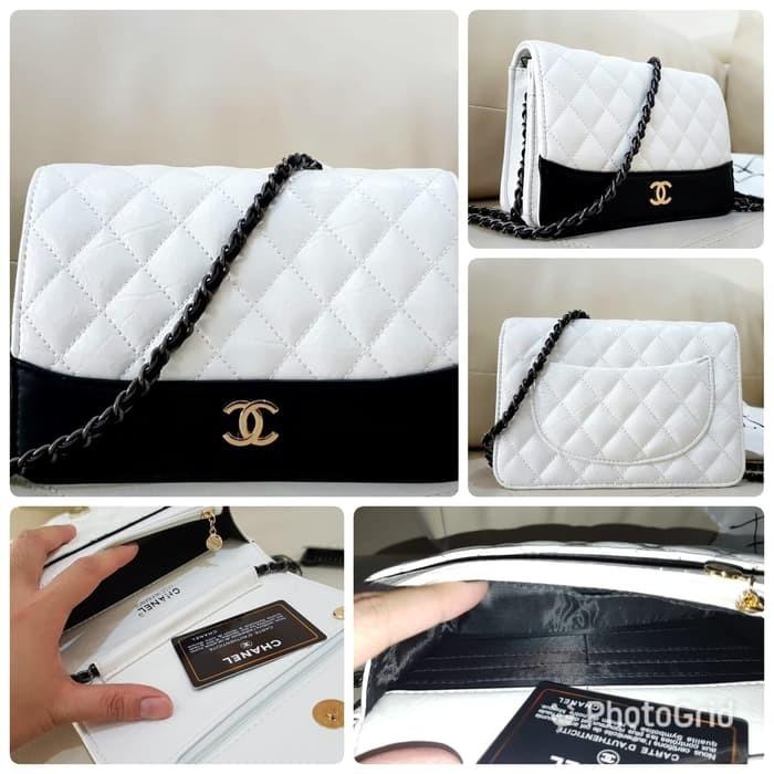 Jual Chanel Gabrielle WOC   Wallet On Chain Sling Bag   Tas Pesta ... 135d7d3668