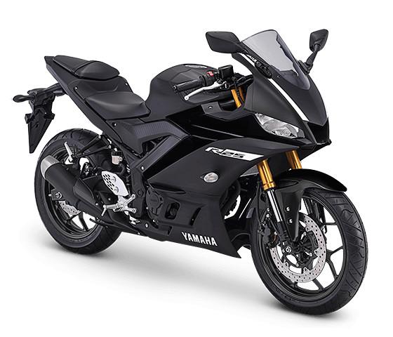 harga Sepeda motor yamaha type r25 non abs bandung cimahi nik 2019 - hitam Tokopedia.com