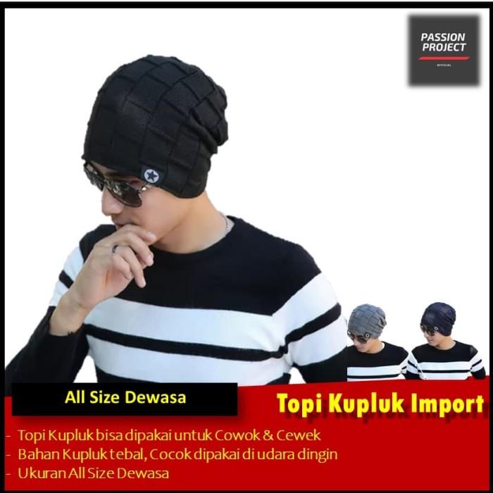 Jual Topi Kupluk Pria Wanita Gunung Distro Import original Keren ... dfdb531a4d