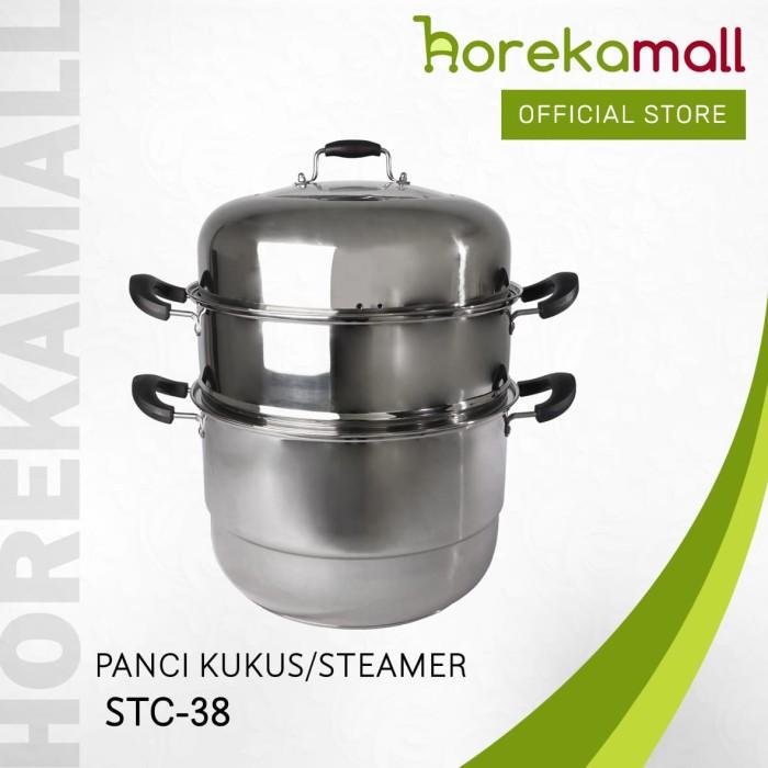 Panci kukus/panci steamer/panci masak/alat catering stc-38
