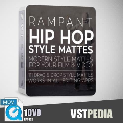 Jual Rampant Design Tools - Hip Hop Style Mattes - Radja wordpress |  Tokopedia