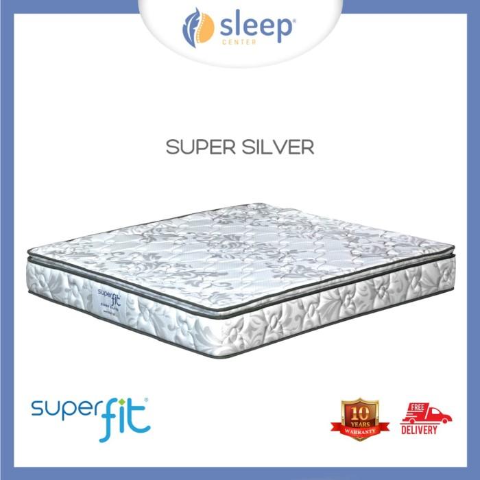 harga Sleep center superfit matras super silver 100x200 Tokopedia.com