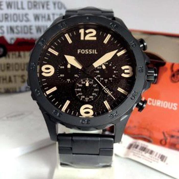Jual FOSSIL JR1356 BLACK 47MM ORIGINAL - DKI Jakarta - murahjaya | Tokopedia