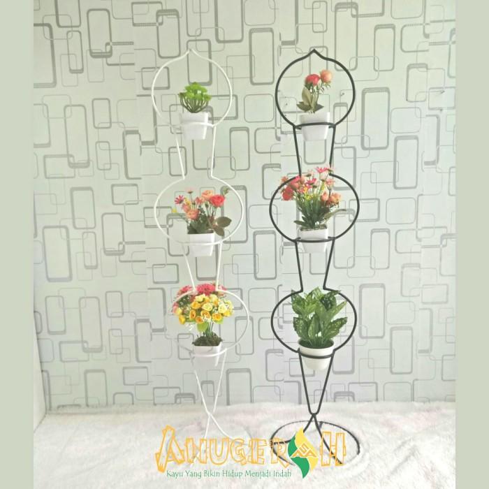 73 Gambar 2 Dimensi Vas Bunga