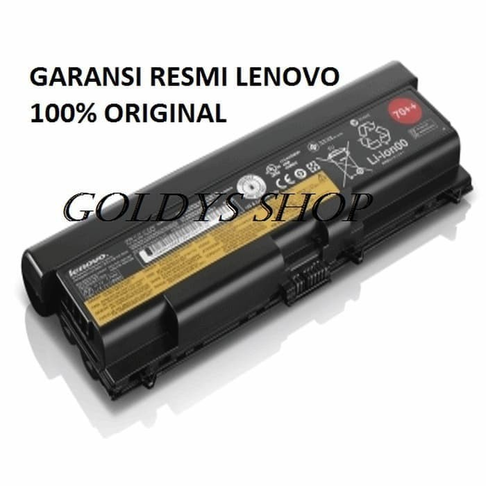 Jual 0A36303 battery lenovo thinkpad T410 T430 T510 T530 W510 L412 9cell -  DKI Jakarta - store aqra | Tokopedia