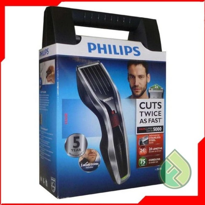 Philips Hair Clipper Hc5440 80 Hitam Daftar Update Harga Terbaru Source · murah  Philips Hair Clipper 9d0883dced