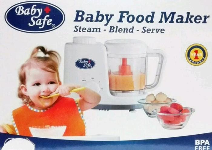 Image result for Baby Safe Food Maker/mesin makanan /Steamer blender makanan bayi LB003