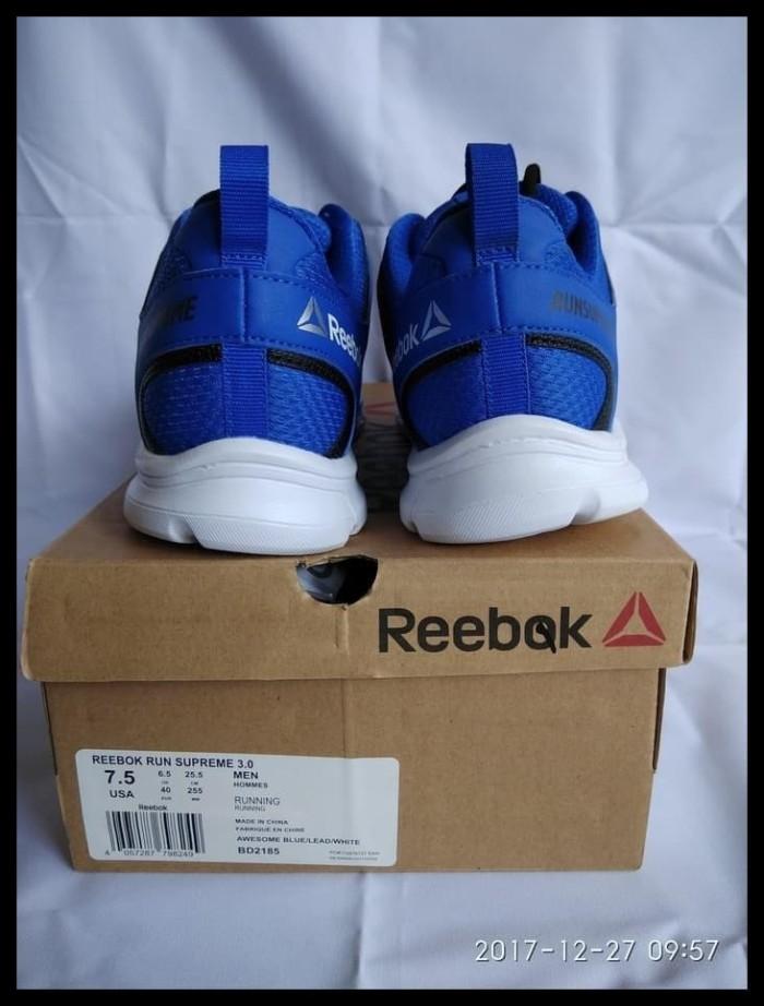 99d39a557fb Jual HOT SALE SEPATU ORIGINAL Sepatu Running Reebok Run Supreme 3.0 ...