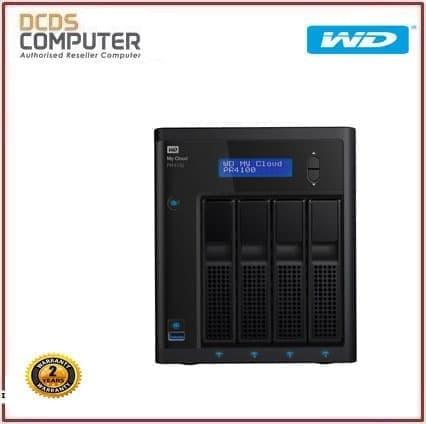 Jual READY BARU PROMO WD My Cloud Pro Series PR4100 24TB WDBNFA0240KBK -  STORE LAPTOP MURAH | Tokopedia