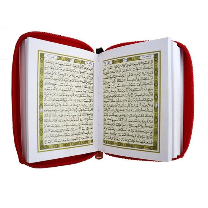 PROMO Al Quran Saku Kalamul Ali/Al Quran Saku Resleting/Al Quran