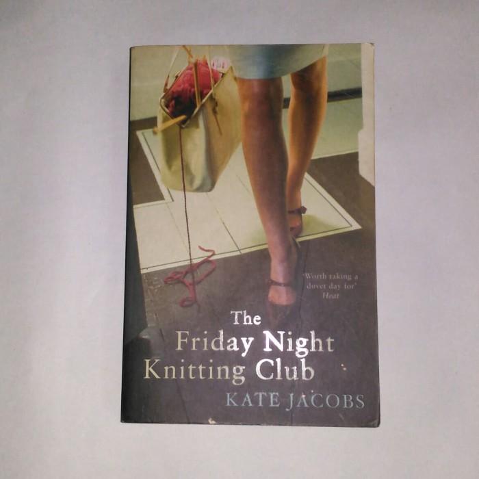 Jual The Friday Night Knitting Club Dki Jakarta Braling Books