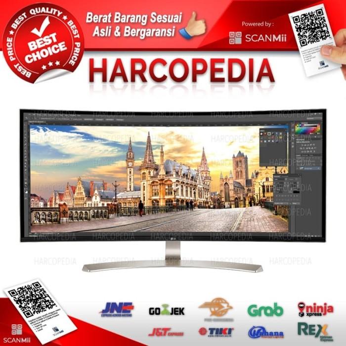 harga Monitor led lg 38 inch 38uc99 curved ultrawide Tokopedia.com