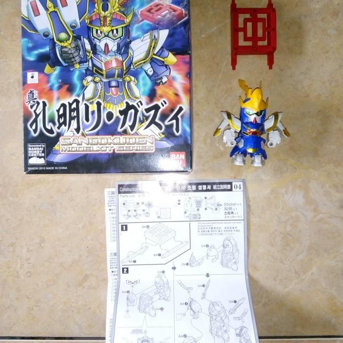 Jual Sd Gundam Sangokuden Brave Battle Warriors Bandai Kab Kediri Kediripedia Tokopedia
