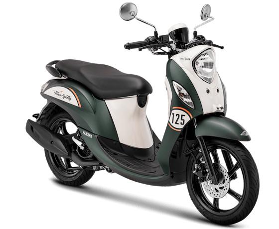 harga Sepeda motor yamaha type fino sporty bandung cimahi nik 2019 - hijau Tokopedia.com
