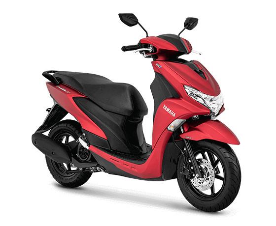 harga Sepeda motor yamaha type free go s version bandung cimahi nik 2019 - merah Tokopedia.com