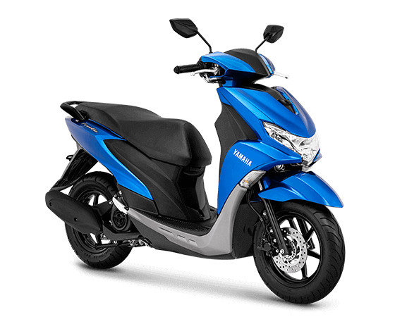harga Sepeda motor yamaha type free go standart bandung cimahi nik 2019 - biru Tokopedia.com