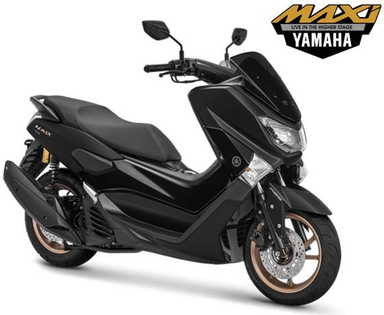 harga Sepeda motor yamaha type nmax non abs bandung cimahi nik 2019 - hitam Tokopedia.com