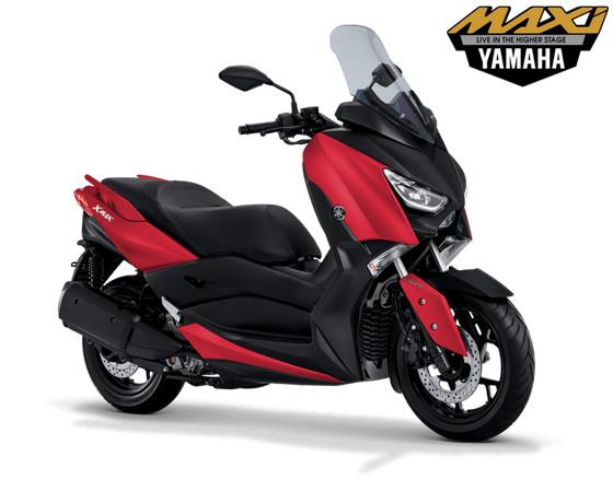 harga Sepeda motor yamah type xmax 250 bandung cimahi nik 2019 - merah Tokopedia.com