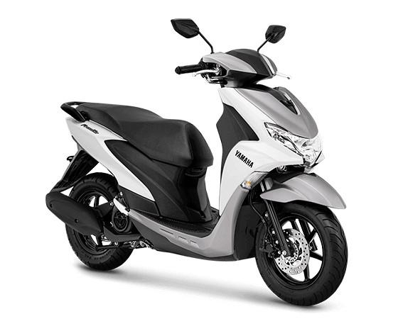 harga Sepeda motor yamaha type free go standart bandung cimahi nik 2019 - putih Tokopedia.com