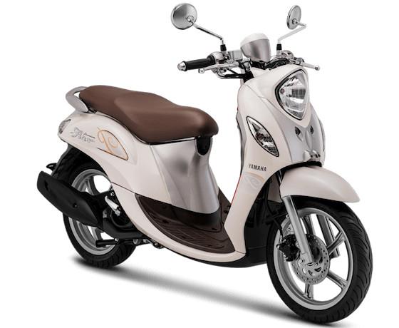 harga Sepeda motor yamaha type fino premium bandung cimahi nik 2019 - putih Tokopedia.com