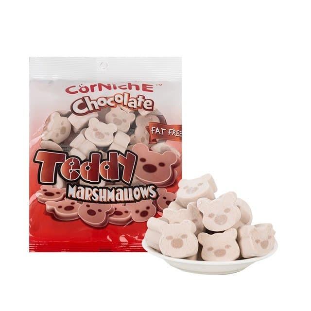 Corniche Chocolate Teddy Marshmallow 70 gr