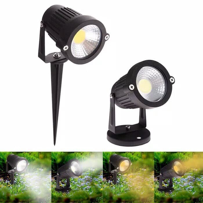 harga Lampu sorot led / spot light led plafon 5w / 220v - ip67 (outdoor) Tokopedia.com