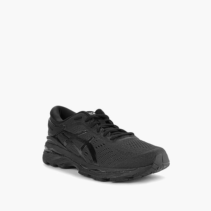 Jual Sepatu Running Asics Gel Kayano 24 Hitam Black Original Asli ... a453e87d97