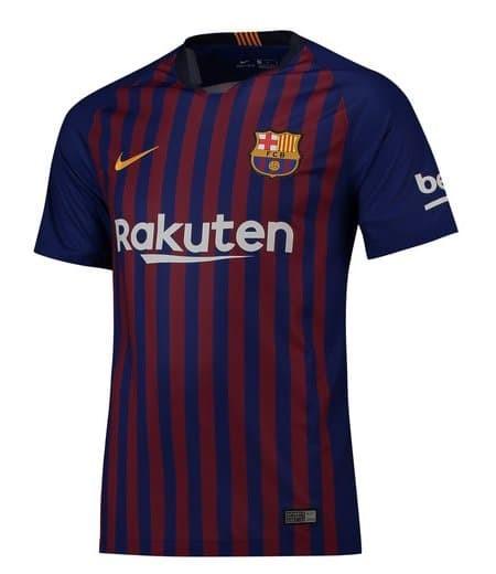 71 Contoh Baju Bola Barca Terlihat Keren