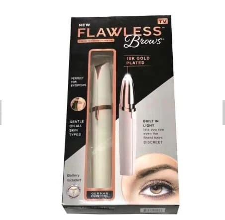 Alat Kerokan Alis Flawless Eyebrow Original
