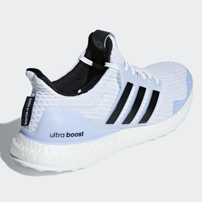 ee5327cca0054 Jual Adidas Ultraboost X GOT ( GAME OF THRONES ) WHITE WALKERS ...