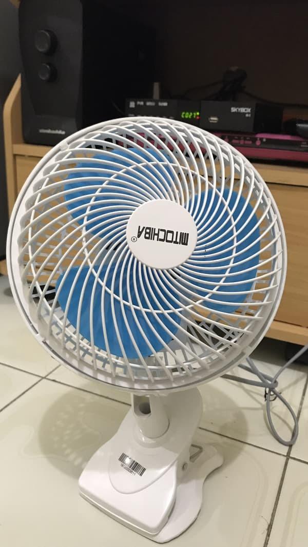 MITOCHIBA kipas angin jepit 8 inch 822 CL /wall fan 822CL