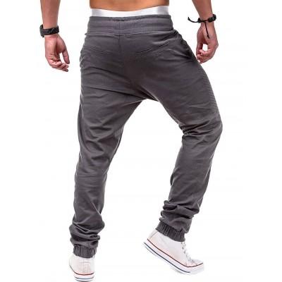 lower price with suitable for men/women arriving Jual Stitch Zipper Embellished Casual Jogger Pants - Kab. Pemalang - BELI  DARI CHINA   Tokopedia