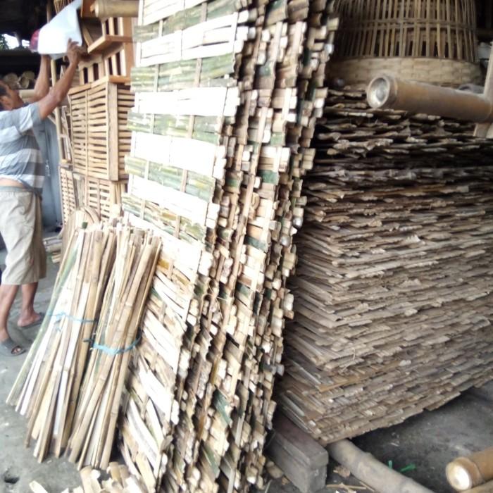 55+ Gambar Desain Rumah Dinding Anyaman Bambu Gratis Download