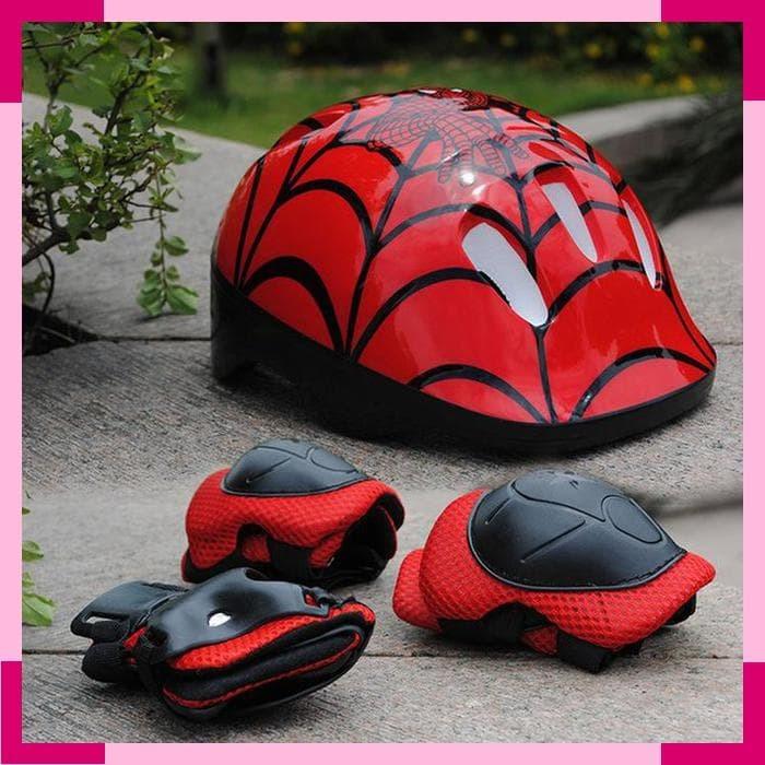 Helm Pengaman Skuter Dan Sepatu Roda Anak - Lihat Harga Produk ... fb5c9d37bb