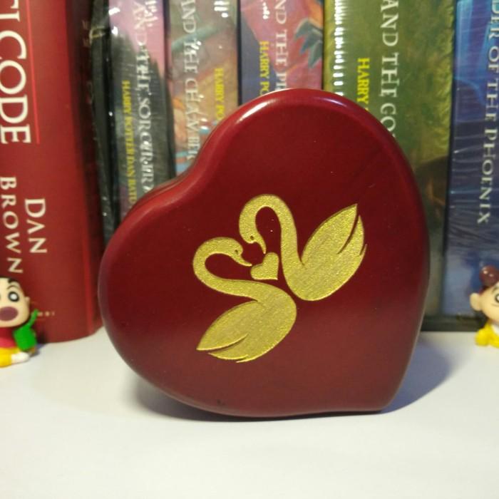 harga Music box love kotak musik kayu bentuk hati sankyo Tokopedia.com