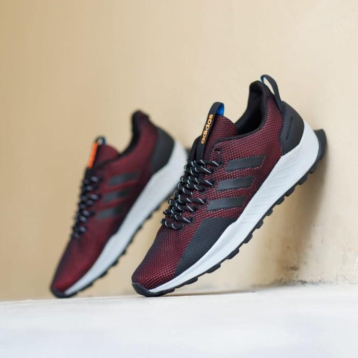 best service d726e 57734 Jual Adidas Questar Trail ORIGINAL Sneaker for Men - Jakarta Selatan -  Rikedom STORE   Tokopedia