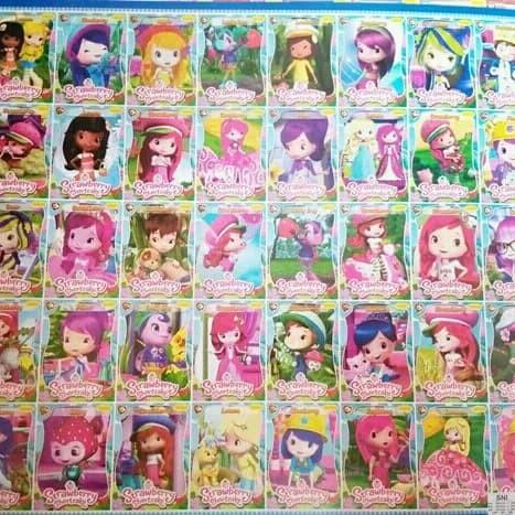 Jual Poster Strawbery Marsha Frozen My Little Pony Kuda Poni Kota Bekasi Kudaponi Tokopedia