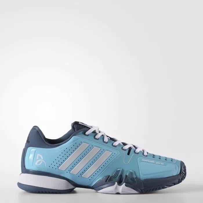 save off 0c865 dfb5d Sepatu Tenis Adidas Novak Pro 2018 - Ice Blue Original
