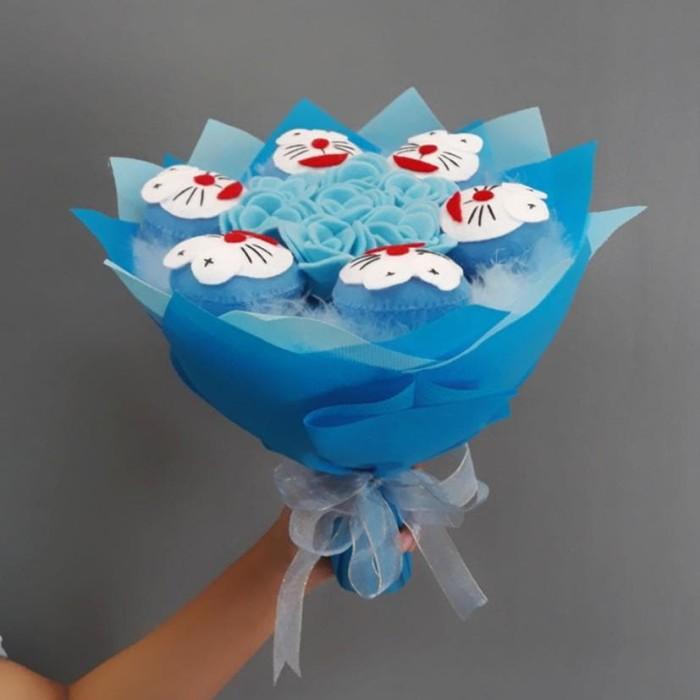 Jual Buket Bunga Karakter Doraemon Kado Wisuda Anniversary Valentine ... e00daad1cb