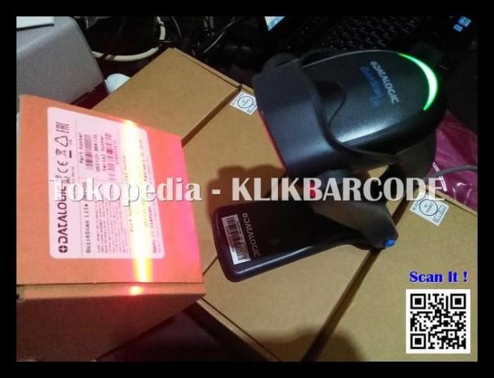 Jual BARCODE SCANNER DATALOGIC QW 2100 / QW2100 / QW-2100 ( BEST LINIEAR )  - Citra Pranindi acc   Tokopedia