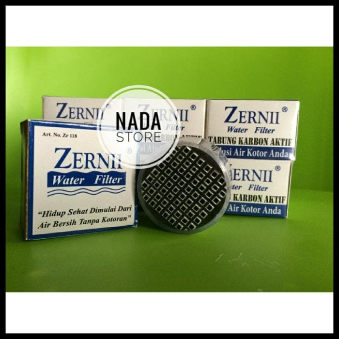 HOT SALE Karbon Zernii / Refill Carbon Zernii / Zernii Filter Air Kran