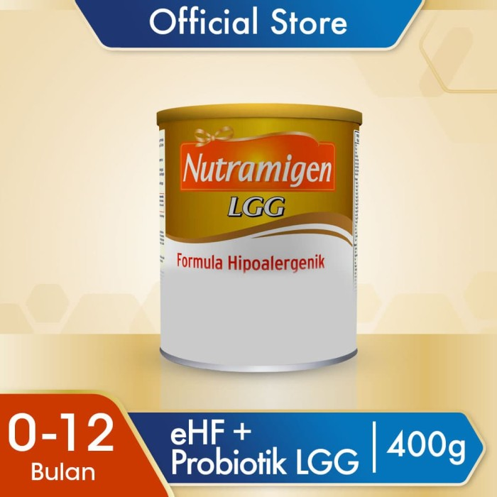 Foto Produk Nutramigen LGG 400 gr dari Istana Susu