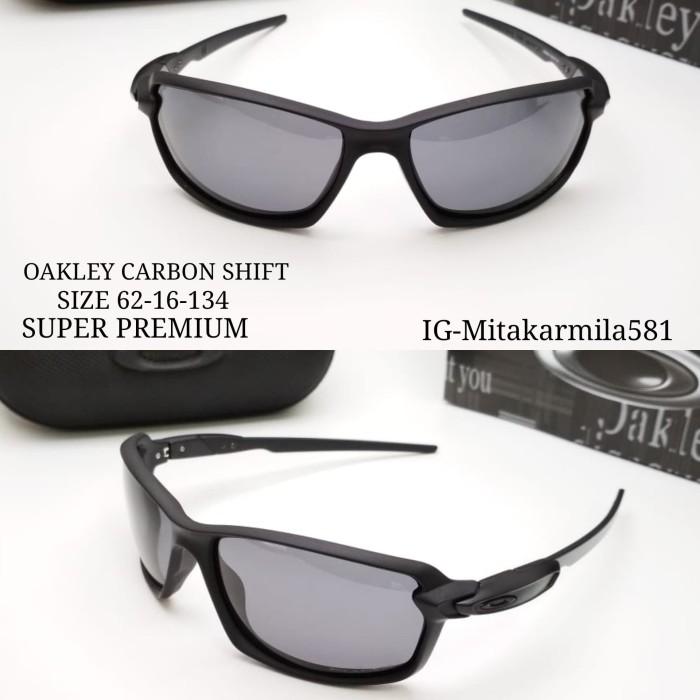 Kacamata sunglass fashion pria oakley carbon Shift lensa polarized b527a58864
