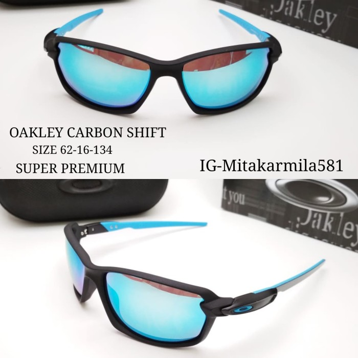 Jual Kacamata sunglasses fashion pria oakley carbon Shift kualitas ... 25be0fc244