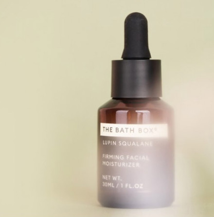 Foto Produk The Bath Box Lupin Squalane Firming Facial Moisturizer 30ml dari Echa Delight Shop