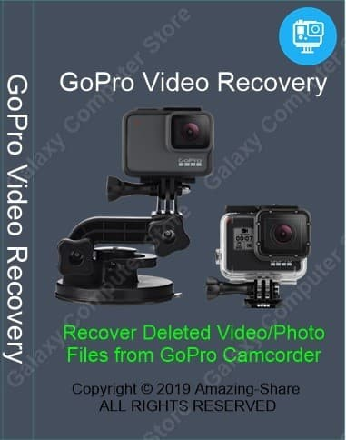Jual GoPro Video Recovery For Windows - Galaxy Computer Store | Tokopedia