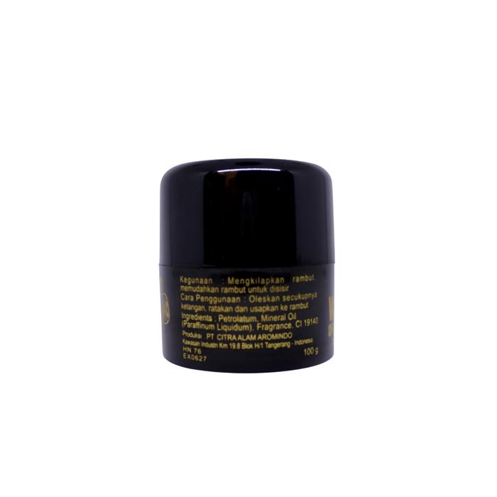 Pomade Marlboro Black Extra Stiff 100g - Free Sisir ! Source · Produk dari Brand Resmi
