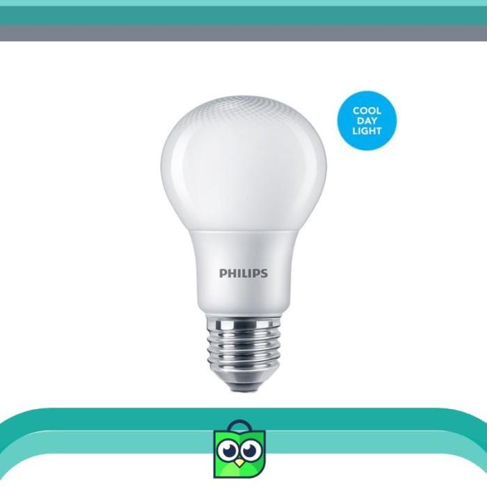 Philips MyCare 6Watt Multipack 4pcs Lampu LED Bulb EyeComfort - Putih