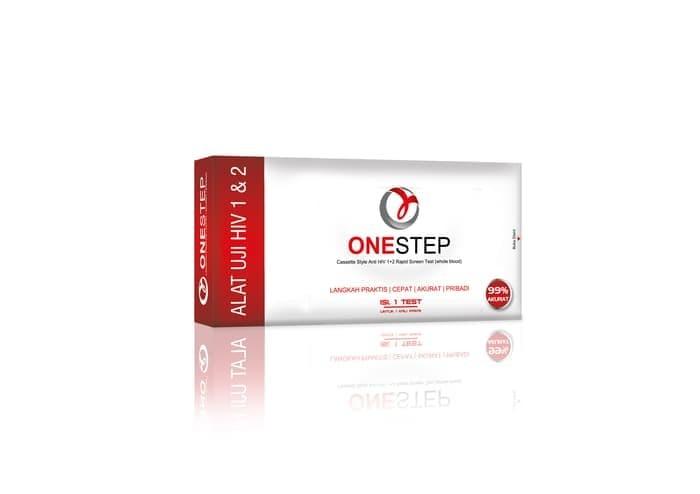 Foto Produk ONESTEP HIV TEST - Alat Uji HIV - HIV Tes - Alat Tes HIV - Cek HIV dari Happy Life Forever
