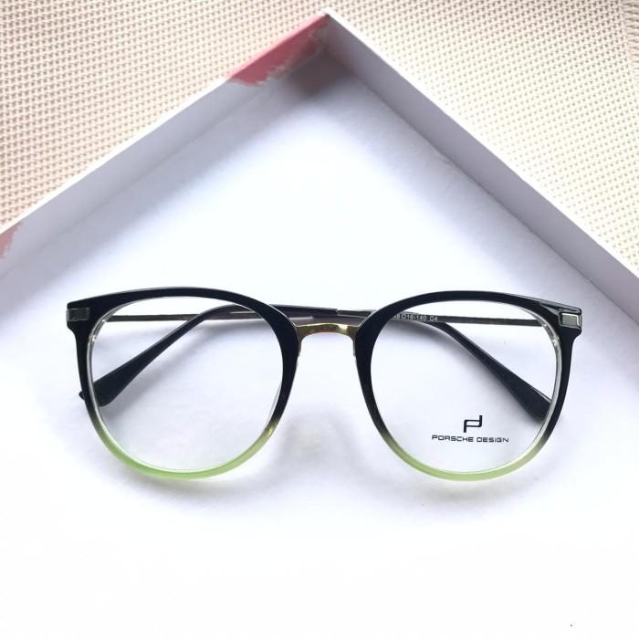 Jual Frame Kacamata Minus Cat eye Korea Wanita Cewek 2019 ... 55bb3b7248